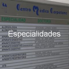Centro medico carpetana es citas online